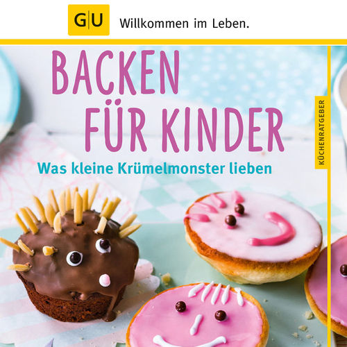 GU - Backen für Kinder