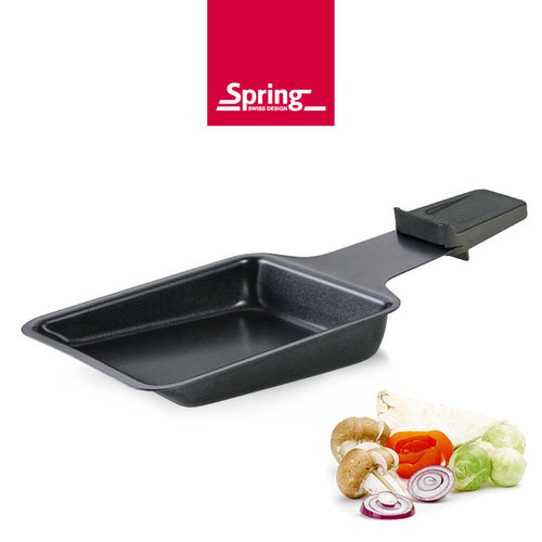 Spring - Raclette Pans set of 2