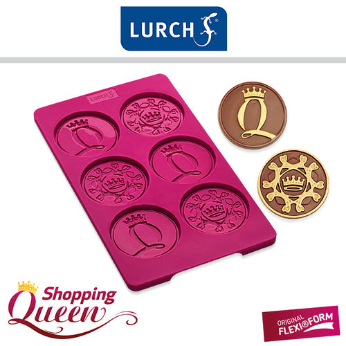 Lurch - Flexi®Form Shopping Queen - Schokotaler