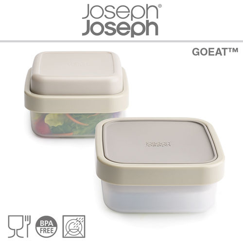 GoEat™ Salad box - Grau