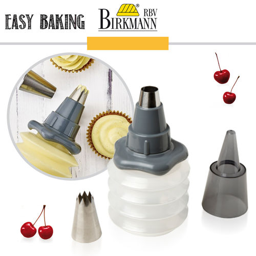 RBV Birkmann - Deko-Queen - Easy Baking