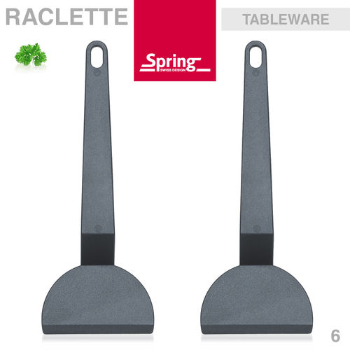 Spring - Pizza Raclette 6 - Spatula set of 2 pcs