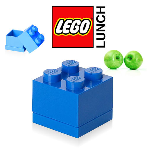 LEGO - Mini Box 4 - Blue