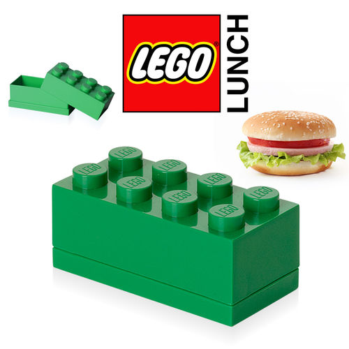 LEGO - Mini Box 8 - Green