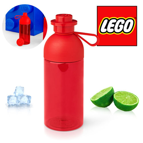LEGO - Hydration Bottle - 500 ml - Red