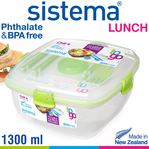 sistema - Kühl-Lunchbox To Go - 1.3 L