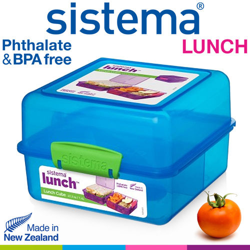 sistema - Lunch Cube - 1400 ml