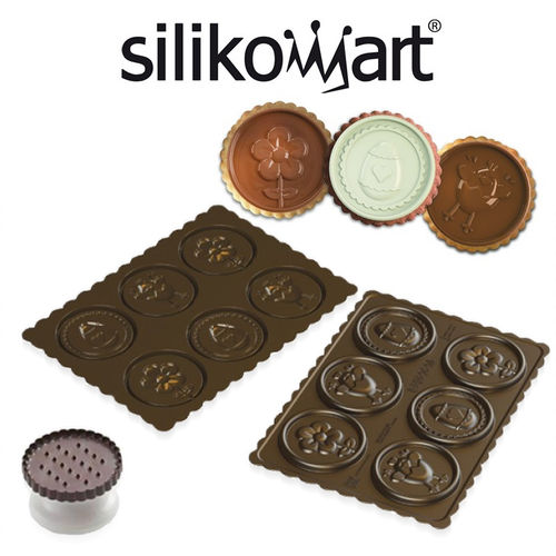 Silikomart - Cookie Easter 2er Set