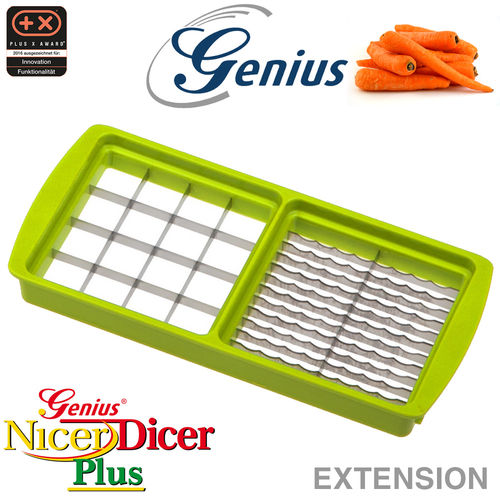 Genius - Nicer Dicer Plus Messereinsatz