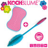 Kochblume - Saving set: bottle brush + Scrubby