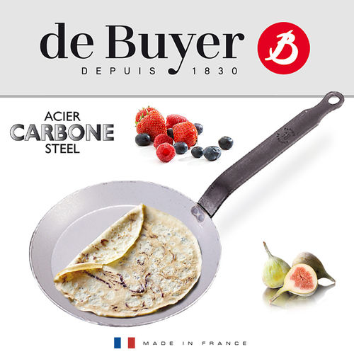 de Buyer - Carbone PLUS - Crêpes Pfanne