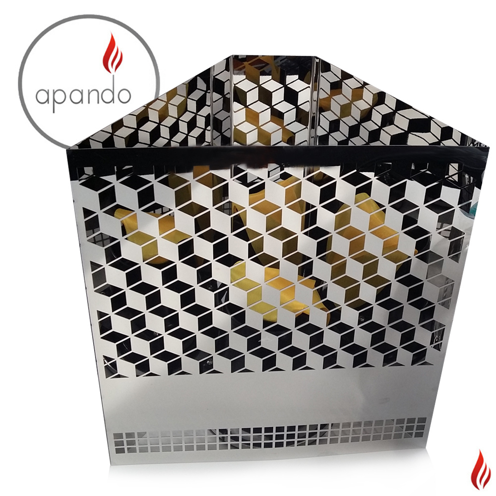 "Apando - Flame light ""Firebox"" - Diamonds"