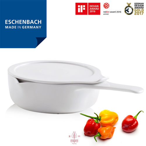 Eschenbach - COOK & SERVE - Kasserolle weiß