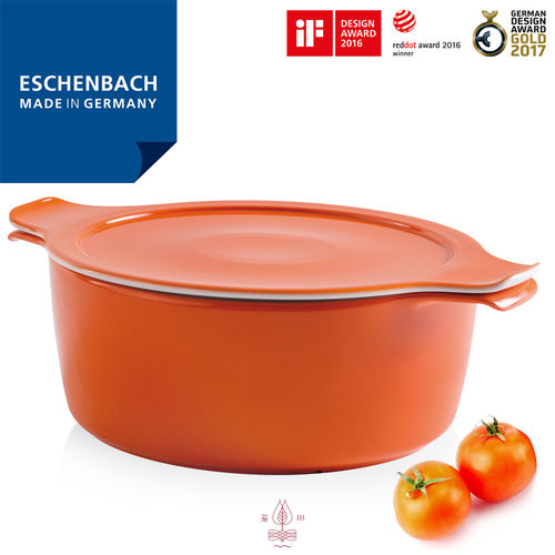 Eschenbach - COOK & SERVE - Topf orange
