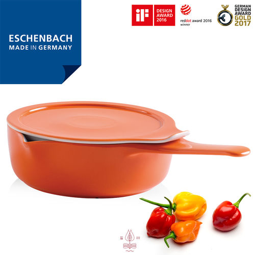 Eschenbach - COOK & SERVE - Kasserolle orange