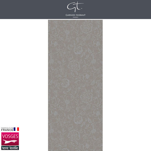 Garnier Thiebaut Table Runner - Mille Charmes Taupe