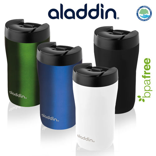 aladdin - Double Wall Stainless Steel Mug 0,25 L