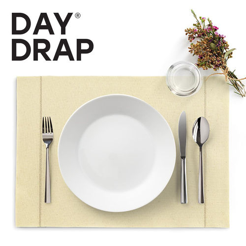 DAY DRAP - Placemat - Cream - 45 x 32 cm