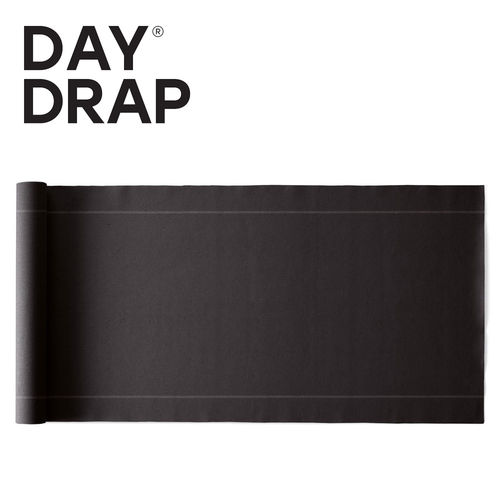 DAY DRAP - Table Runner - Anthracite - 120 x 45 cm