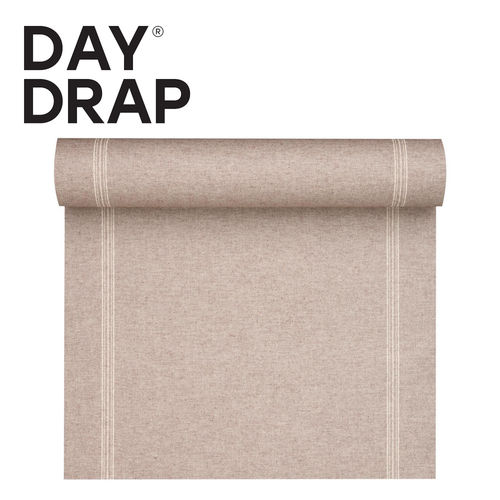 DAY DRAP - Table Runner - Beige Nature - 120 x 45 cm