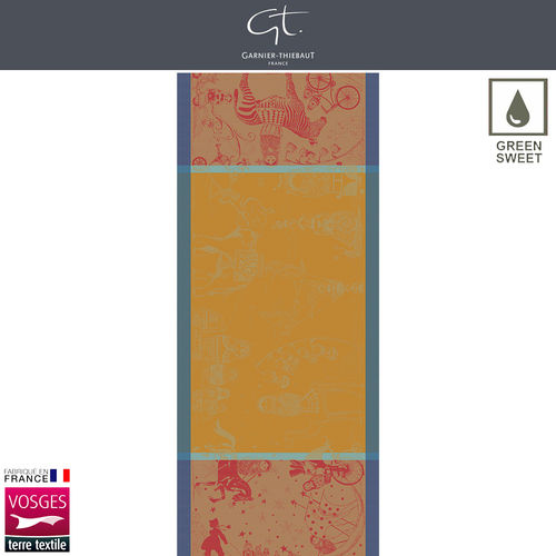 Garnier Thiebaut Table Runner - Matriochkas Oural