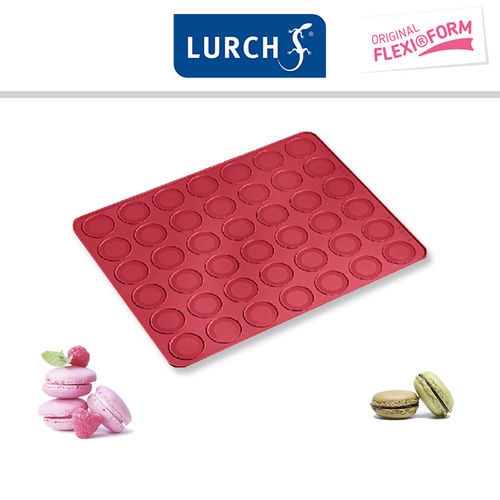 Lurch - Flexi®Form Macarons ruby