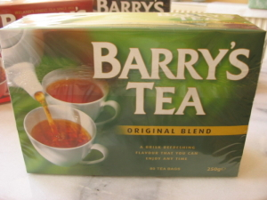 Barrys Tea Original Green Blend, 80 Beutel/250g Originalverpackung