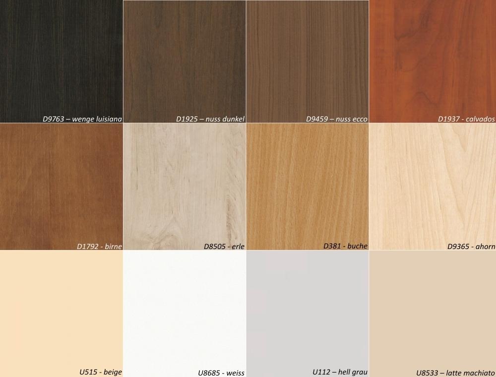 Ts Möbel Wandbett 50 W 1 140x200 Cm Holzfarbe Kirschbaum Romana