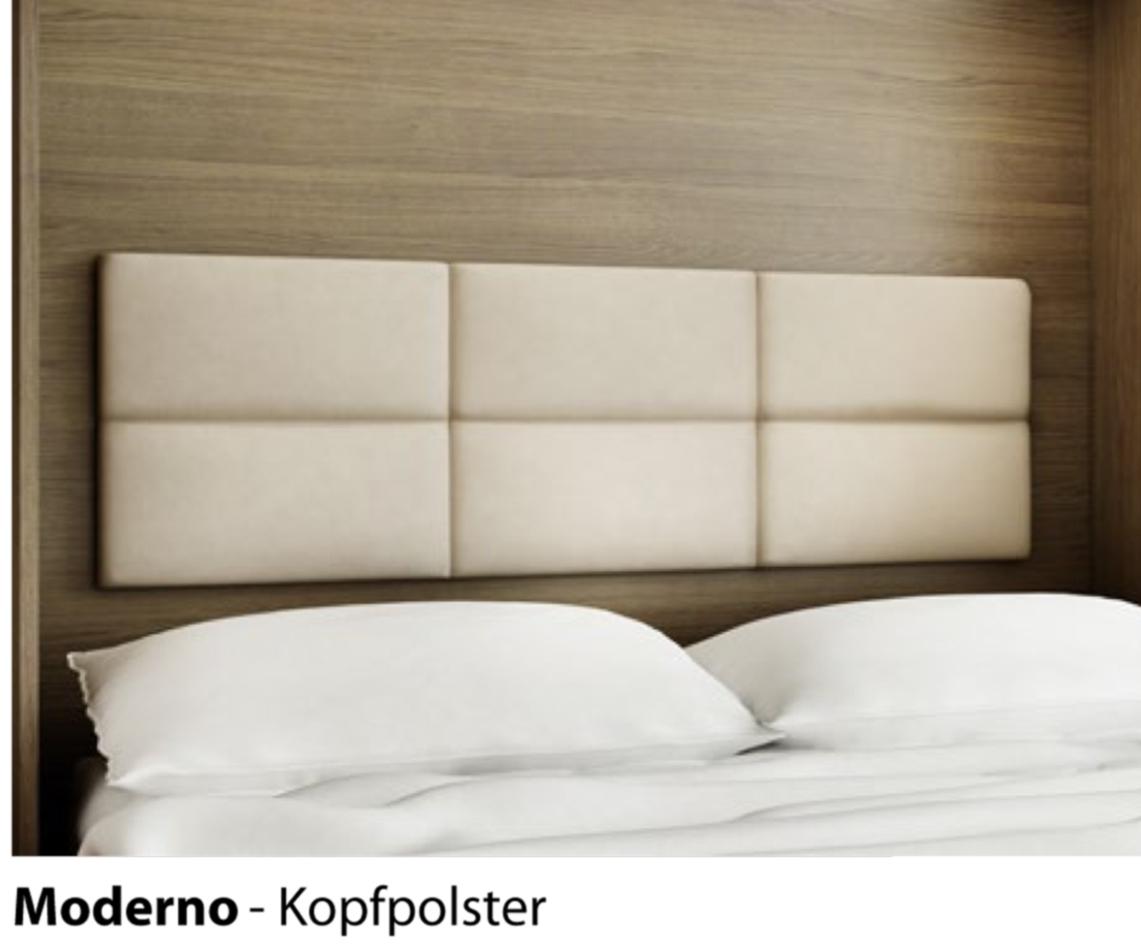 TS Möbel Kopfteil für Wandbetten Moderno