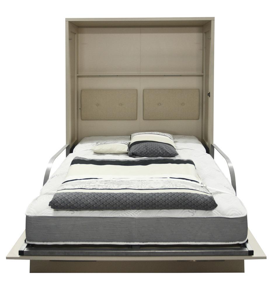 Wandbett mit sofa wbs 1 soft 140 x 200 cm in akazie hell for Sofa 300 x 200