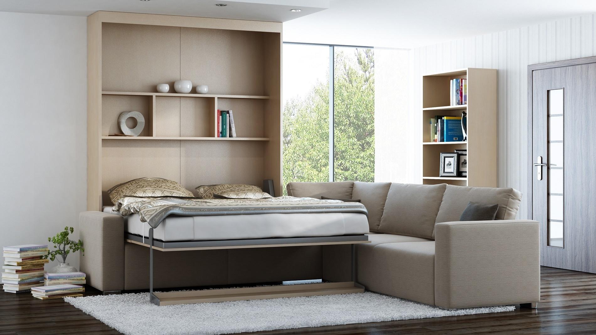 Entzückend Sofa Ecke Galerie Von Ts Möbel Wandbett Mit Leggio Linea Std-std