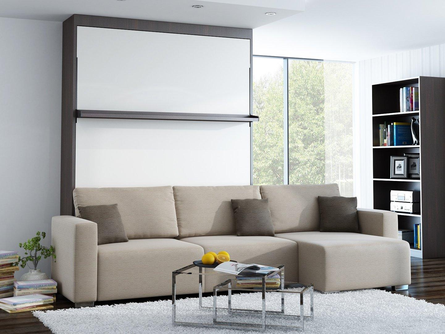 Faszinierend Sofa Ecke Ideen Von Wandbett Mit Leggio Linea Lw 140 X