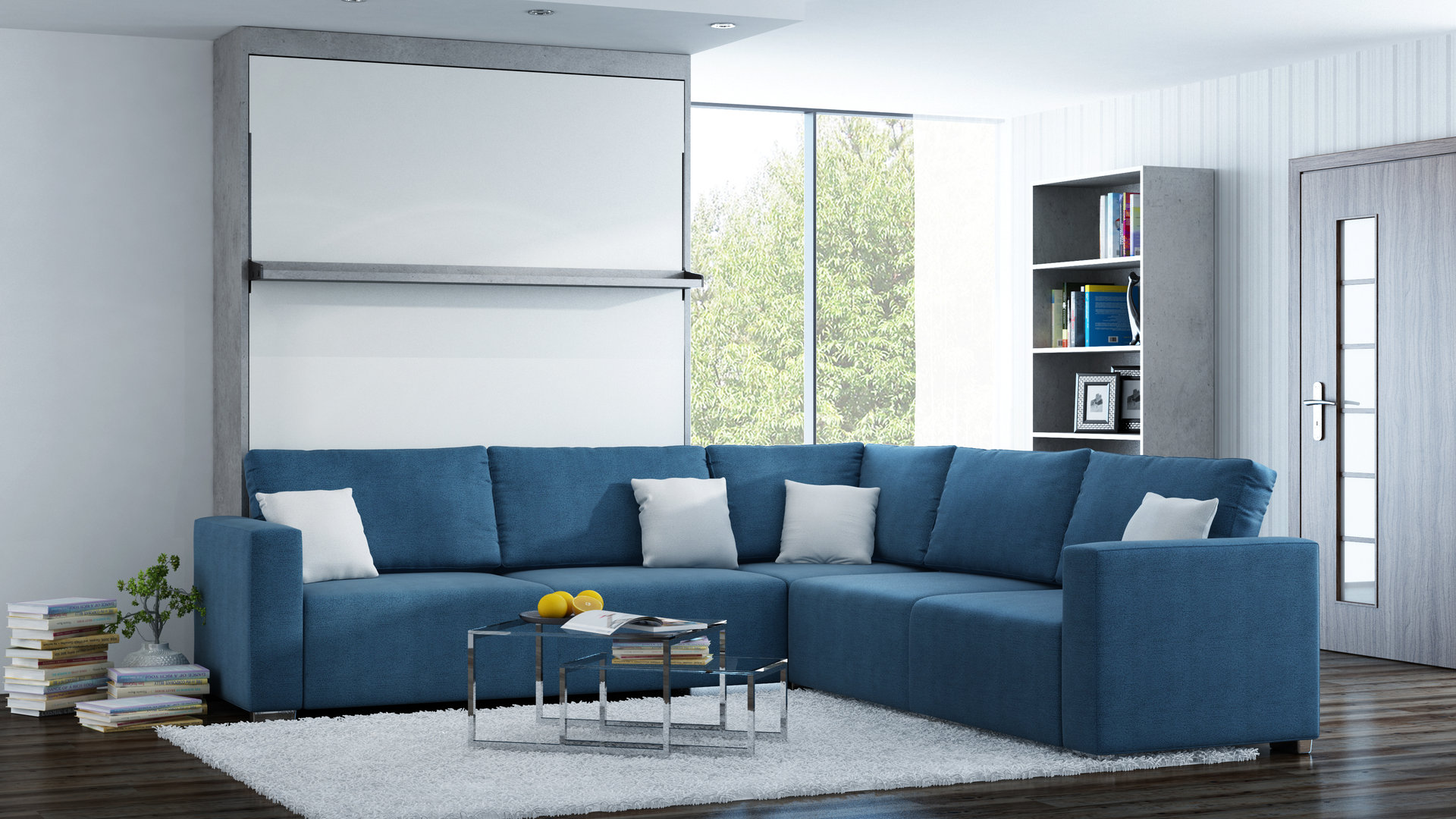 Inspirierend Sofa Ecke Beste Wahl Wandbett Mit Leggio Linea Std-std 140 X