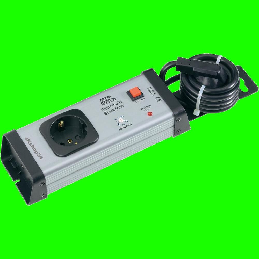 Steckdosenleiste Energieeinsparung