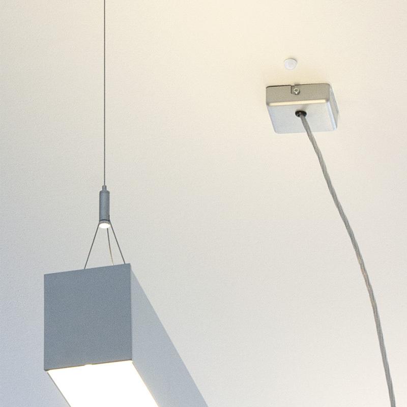 infrarot bewegungsmelder lampen led decken ir einbau melder 800w 200w innenraum ebay. Black Bedroom Furniture Sets. Home Design Ideas