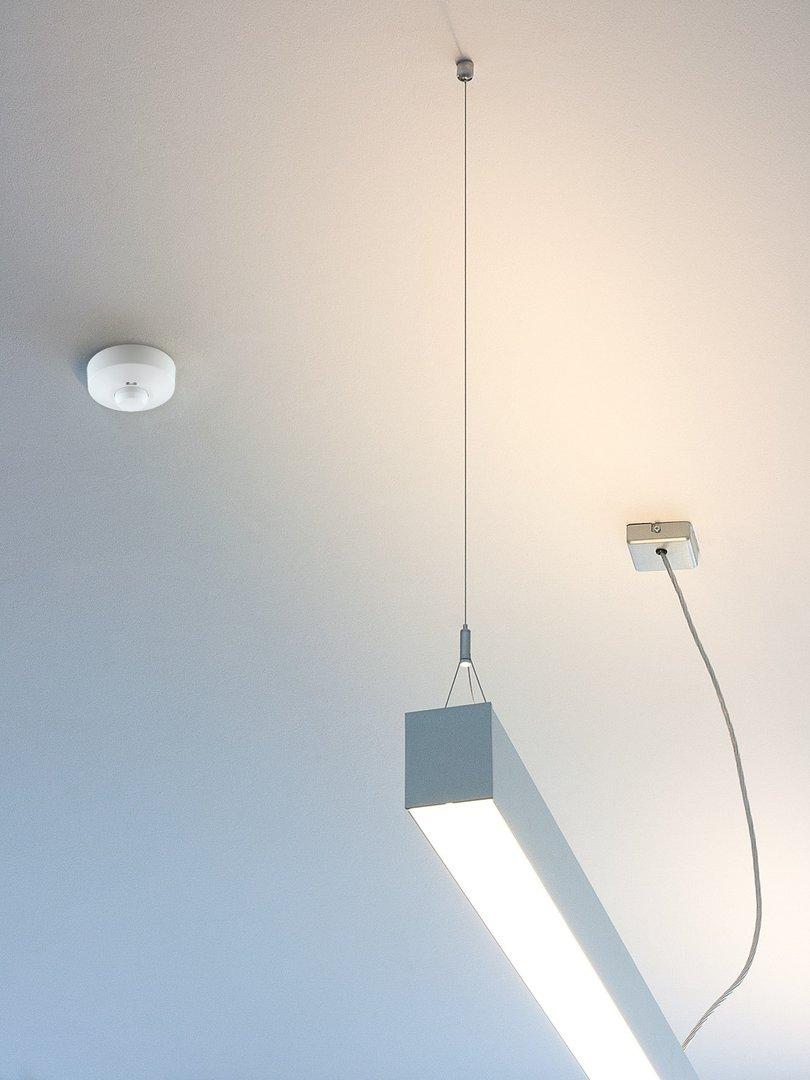 mikrowellen bewegungsmelder lampen radar decken melder. Black Bedroom Furniture Sets. Home Design Ideas