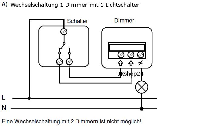 unterputz druck wechsel dimmer schalter 10 100 watt led 3 35 w 3700x0800 ebay. Black Bedroom Furniture Sets. Home Design Ideas