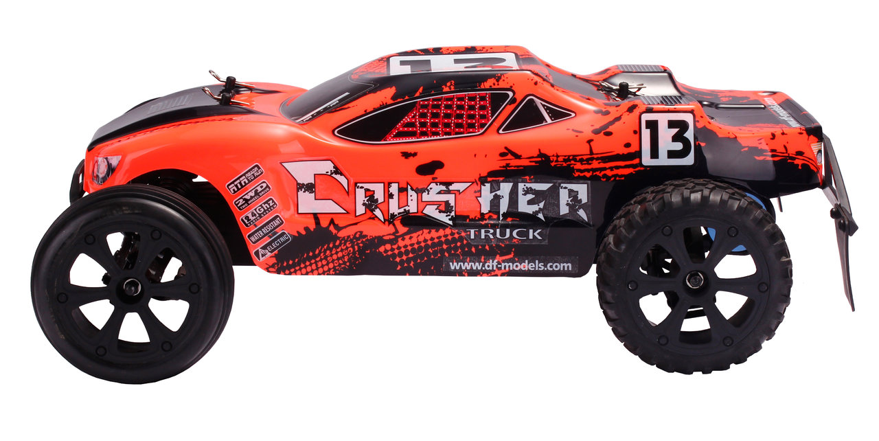 CRUSHER RC-Truck - 1:10 - RTR