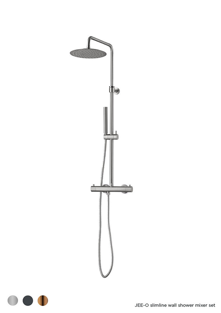 JEE-O slimline shower set