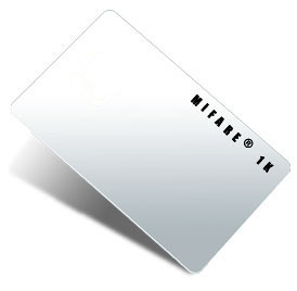 MIFARE Classic chip card