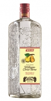 0,7l Weis Williams-Christ-Birne 40% Vol.