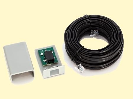 Zusätzlicher Innensensor für Lüftersteuerung 10-bx