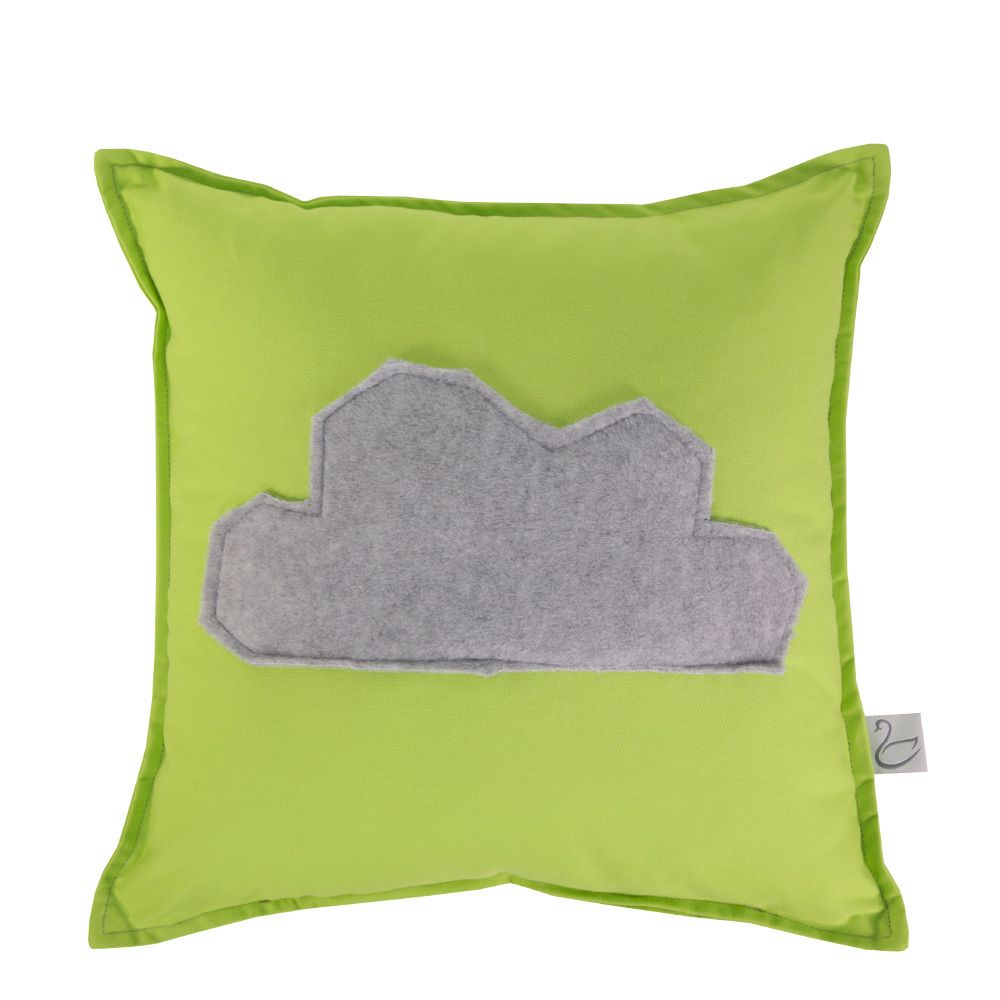 CUSHION CLOUD // GREEN