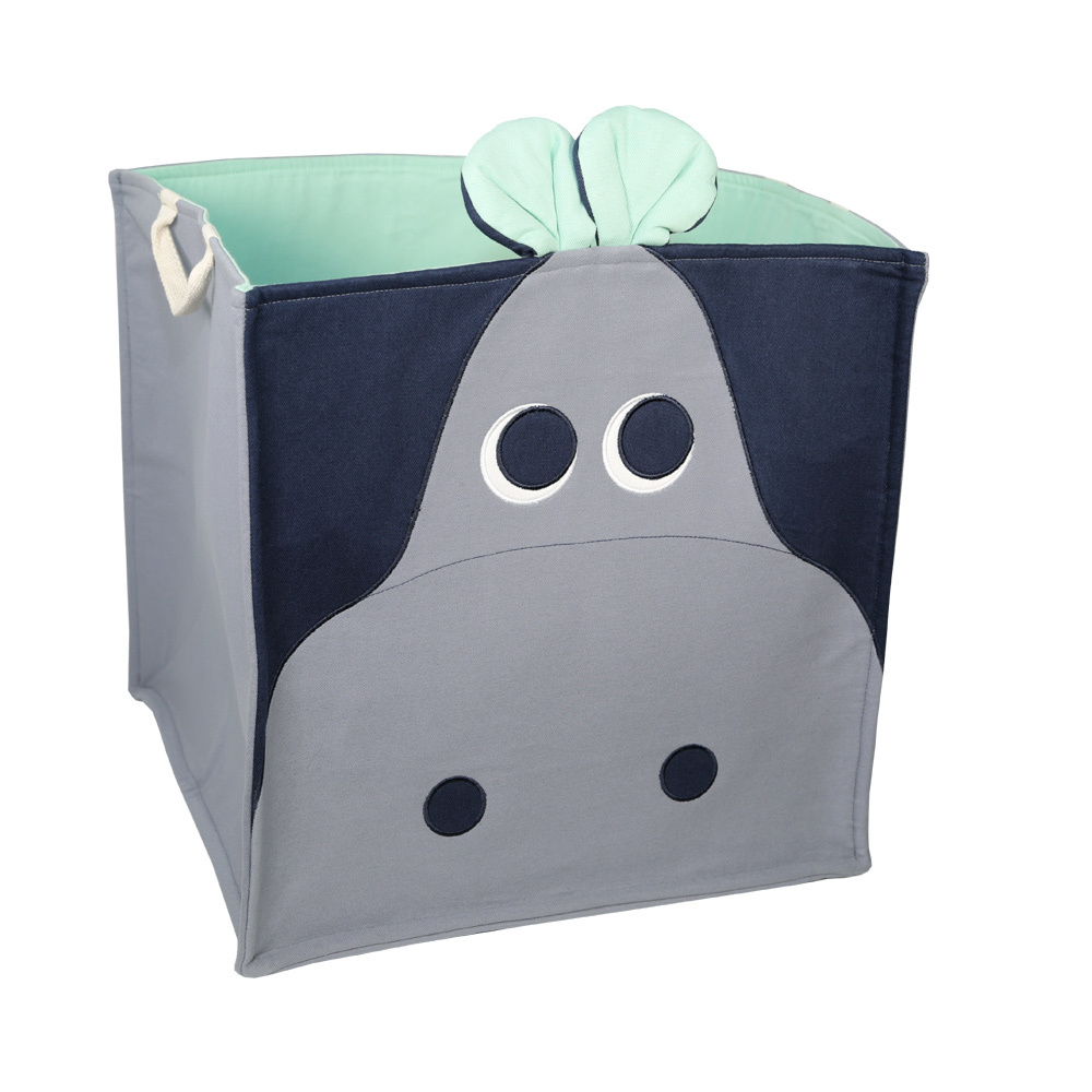 STORAGE BOX HIPPO ELSA