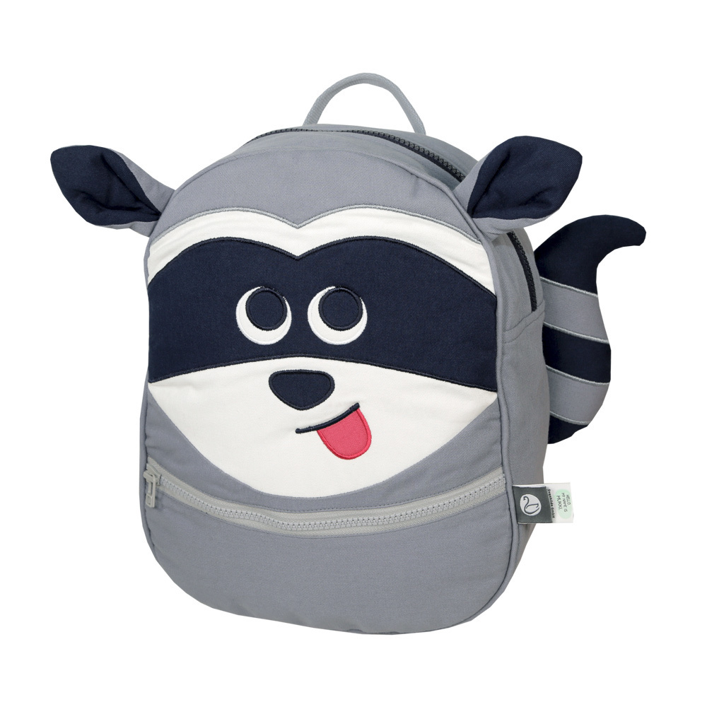 BACKPACK RACCOON MUKKI