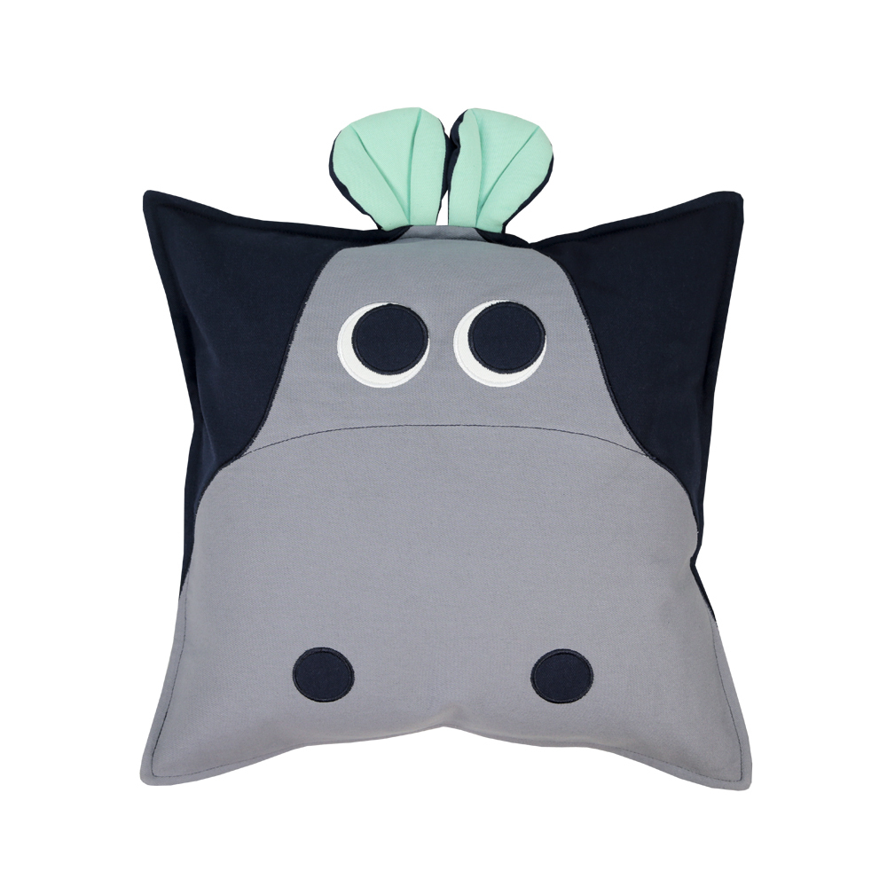 CUSHION HIPPO ELSA
