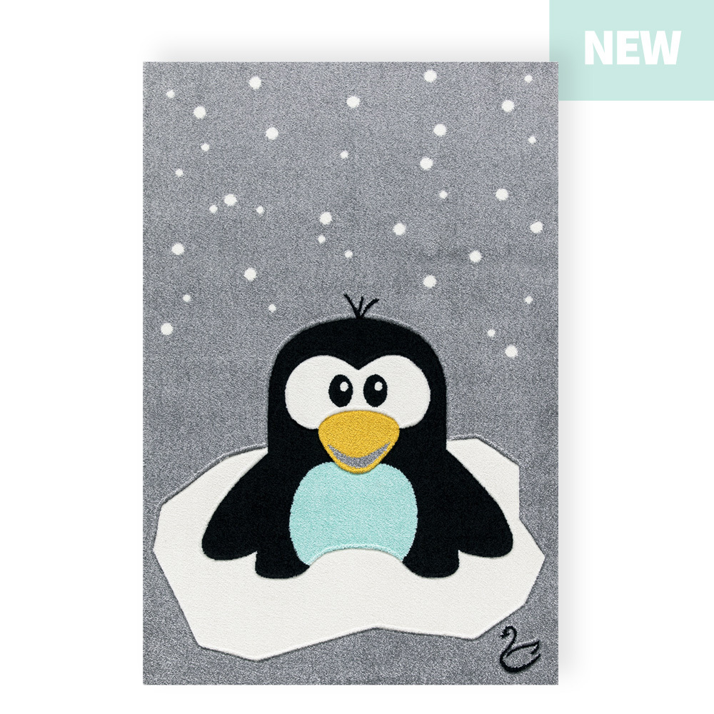 KIDS RUG PENGUIN ELLIOT