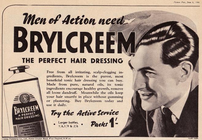 Brylcreem Hair Styles: Brylcreem Original Hairdressing, 150 Ml