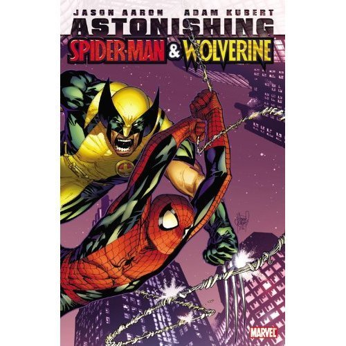 Astonishing Spider-Man & Wolverine (HC)