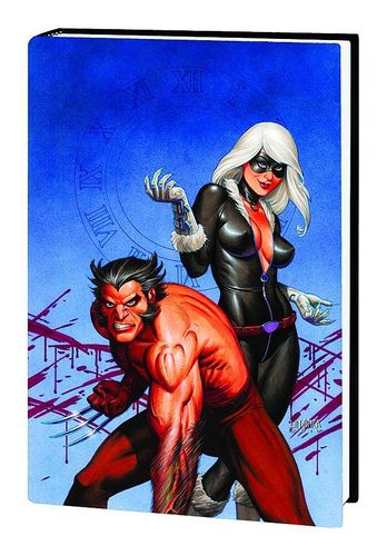 Wolverine & Black Cat: Claws, Vol. 2 (HC)
